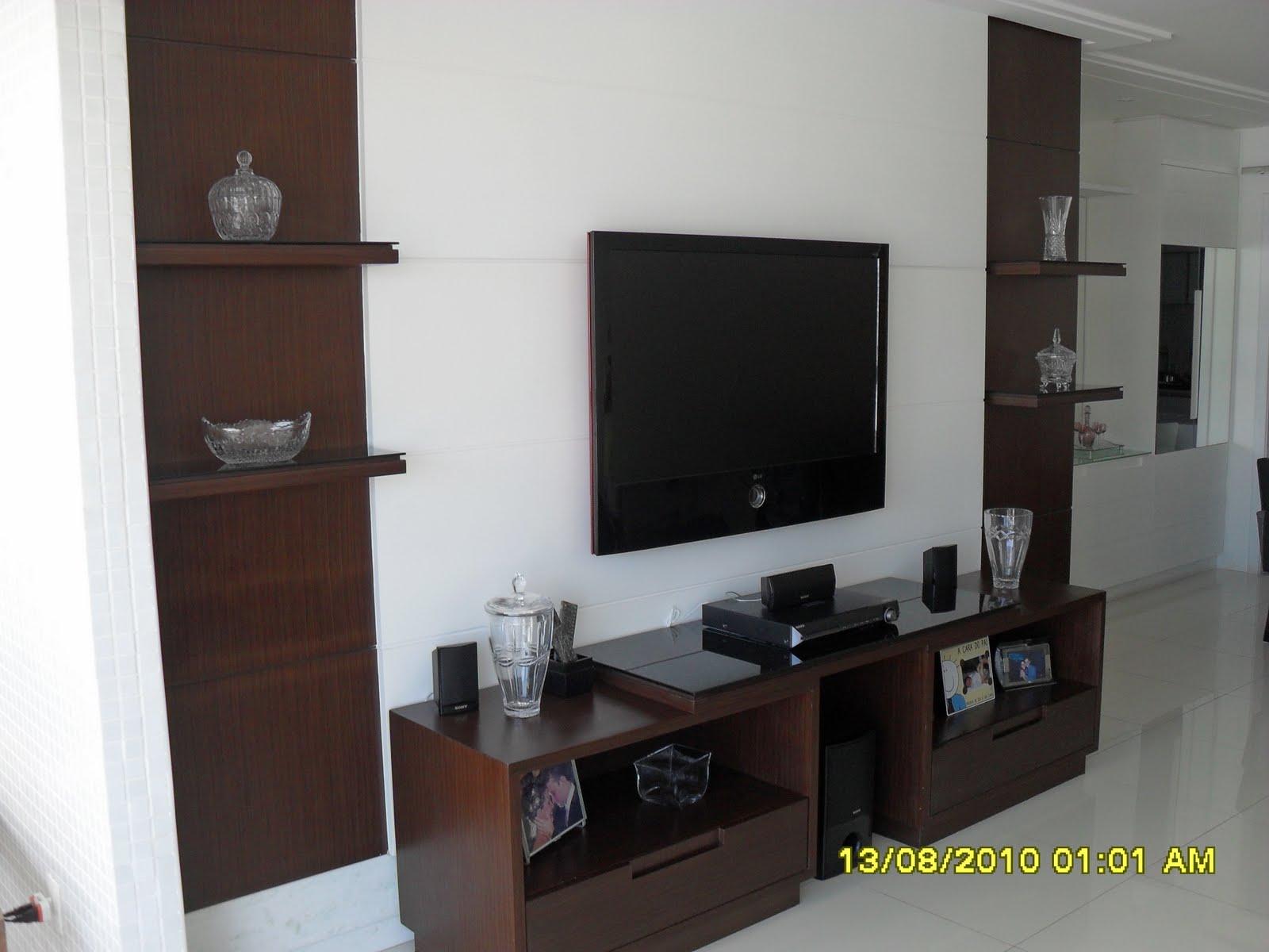 marcenaria e designer morozesk: Painel para TV LCD #A1A229 1600x1200