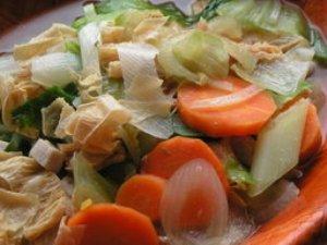 Resep Capcay Seafood