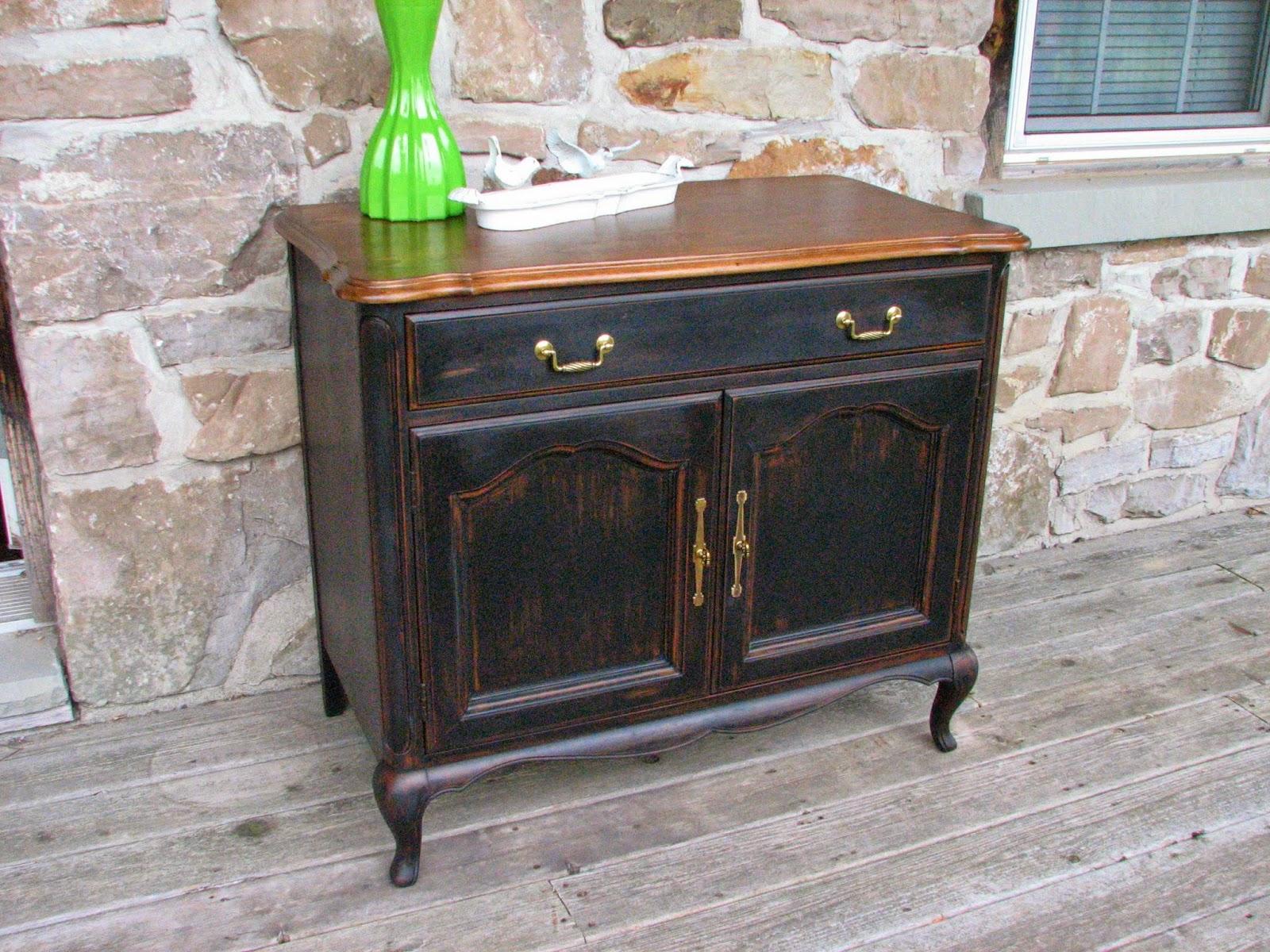 Laurel s attic black gibbard sideboard sold