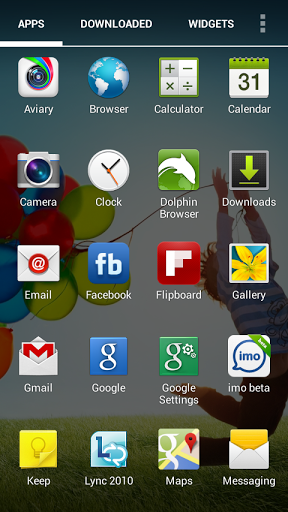 Galaxy S4 Apex Nova ADW Samsung Themes Free Download Menus