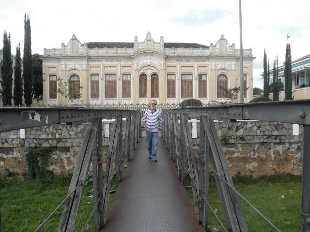 Centro histórico São João Del Rei - MG