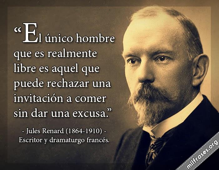 Jules Renard (1864-1910) Escritor y dramaturgo francés. descargar libros y frases gratis
