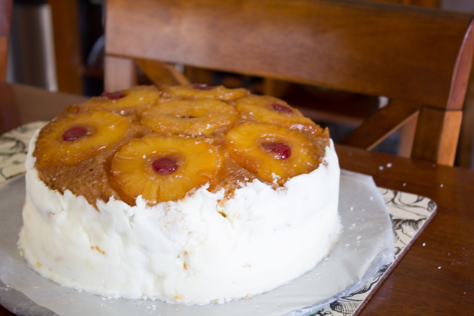Culinary Couples: Pineapple Upside Down Cake