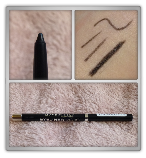 Maybelline - Eyeliner matic - Black