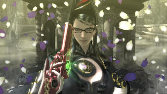 #34 Bayonetta Wallpaper