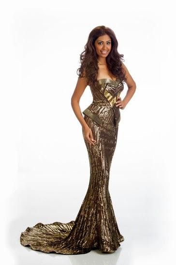Foto Cantik Kontestan Miss Universe 2014 dari Asia Tenggara -Trends7Media