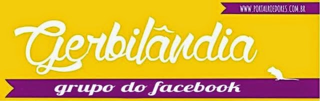Gerbilândia no facebook