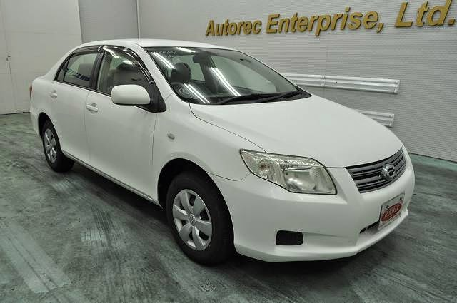 Japanese vehicles to the world 19586T6N6 2007 Toyota Corolla AXio