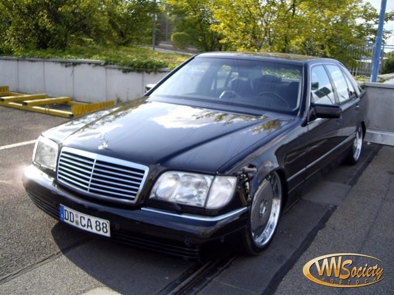 Mercedes benz w140 vip benztuning for Mercedes benz w140