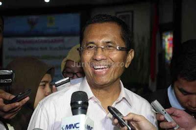 Menteri Badan Usaha Milik Negara (BUMN) Dahlan Iskan