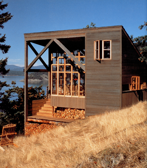 Secret Little Gem Pacific Northwest Architecture