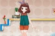 Renk Kombini Elbiseler ve Makyaj