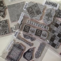 Stampers Anonymous Rubber Stamps