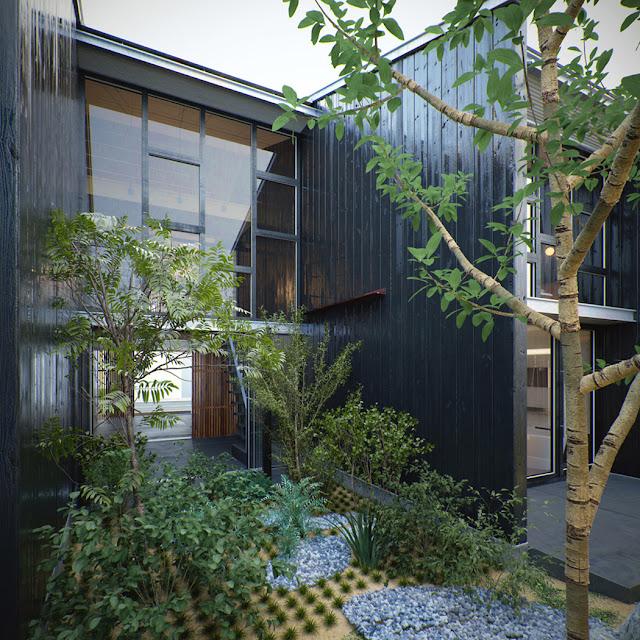 Architecture Zen9