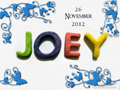 Joey November 26 2012