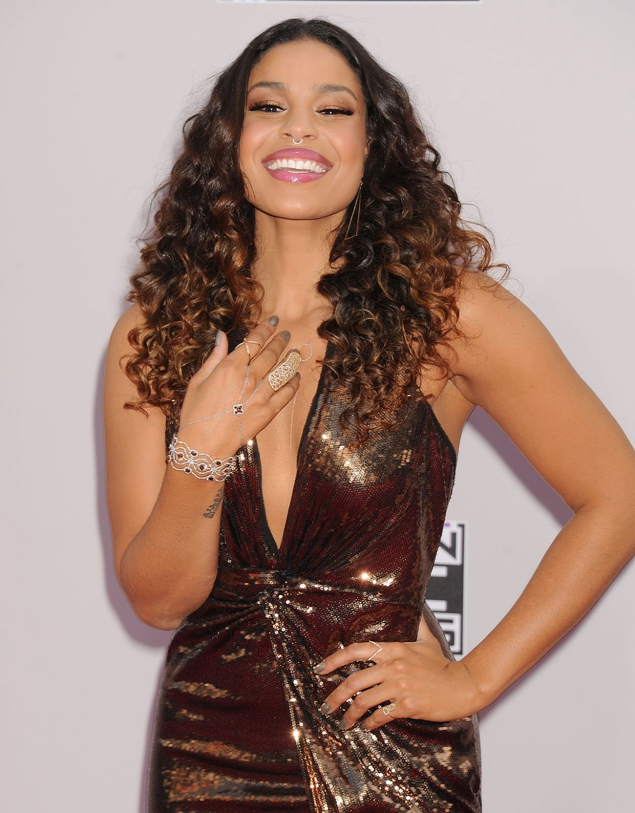 Jordin Sparks - 2014 American Music Awards