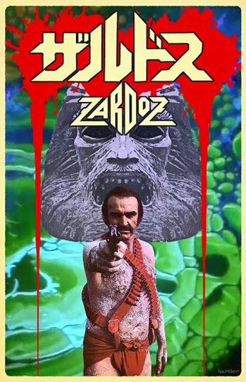 13: ZARDOZ / John Boorman Productions - 1974