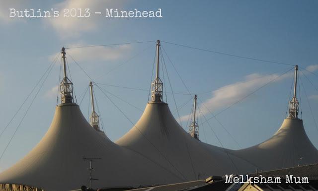 Butlin's 2013 - Minehead Melksham Mum