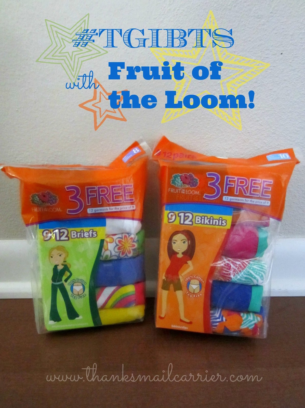 TGIBTS Fruit of the Loom