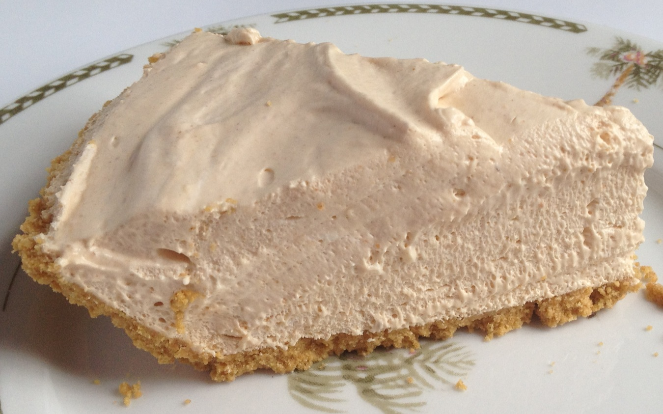 The Best Laid Plans: Weight Watchers Wednesday - Skinny No-Bake PB Pie
