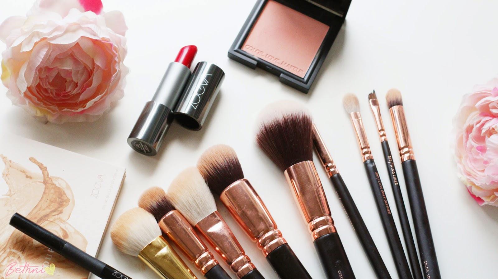 Zoeva cosmetics brand focus review