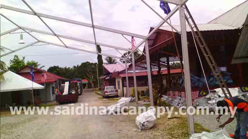 Marquee Tent - Pembekalan dan Pemasangan di Muar, Johor