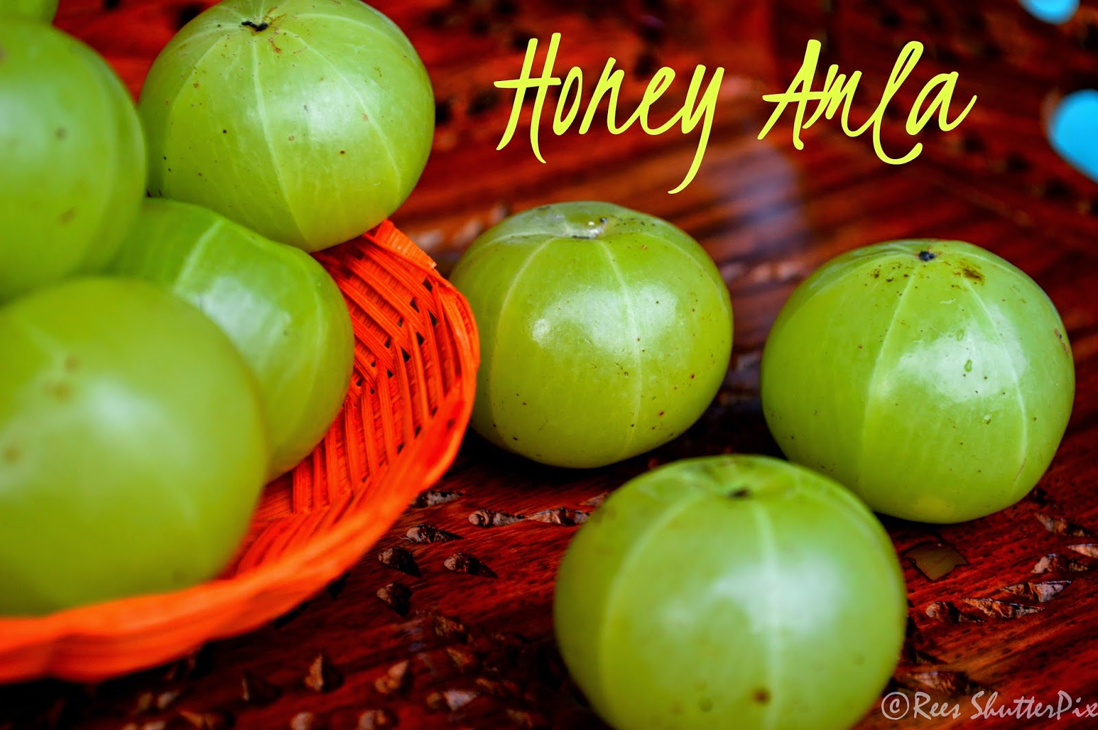 how to make amla honey, amla in honey recipe