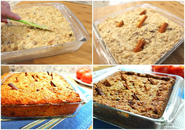 Mexican Bread pudding-Budin de pan-3