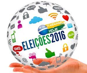 Eleições 2016 # Itabaiana e Região