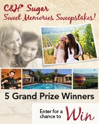 Sweet Memories Sweepstakes