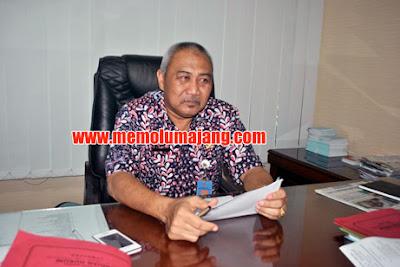 Asisten Tata Praja dan Pemerintahan Pemkab Lumajang Susiyanto