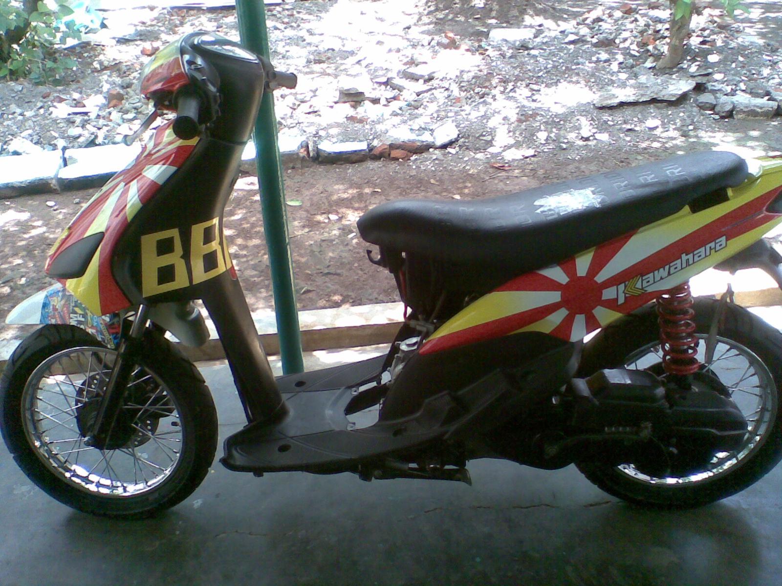 bba racing: mio 150cc