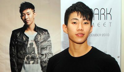 Jay Park Filem Mr Idol