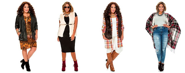 Ashley Stewart Coats & Boots Fall/Winter 2015