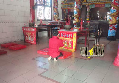 Sejarah Kelenteng An Hwa Tian