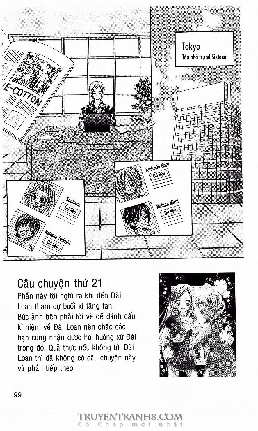 Love Cotton!!! chap 28 - Trang 13