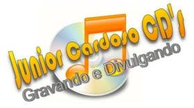 JUNIOR CARDOSO CD's ( GRAVANDO E DIVULGANDO)