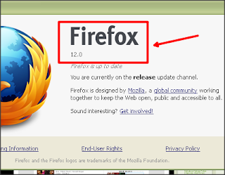 Download Mozilla Firefox 12