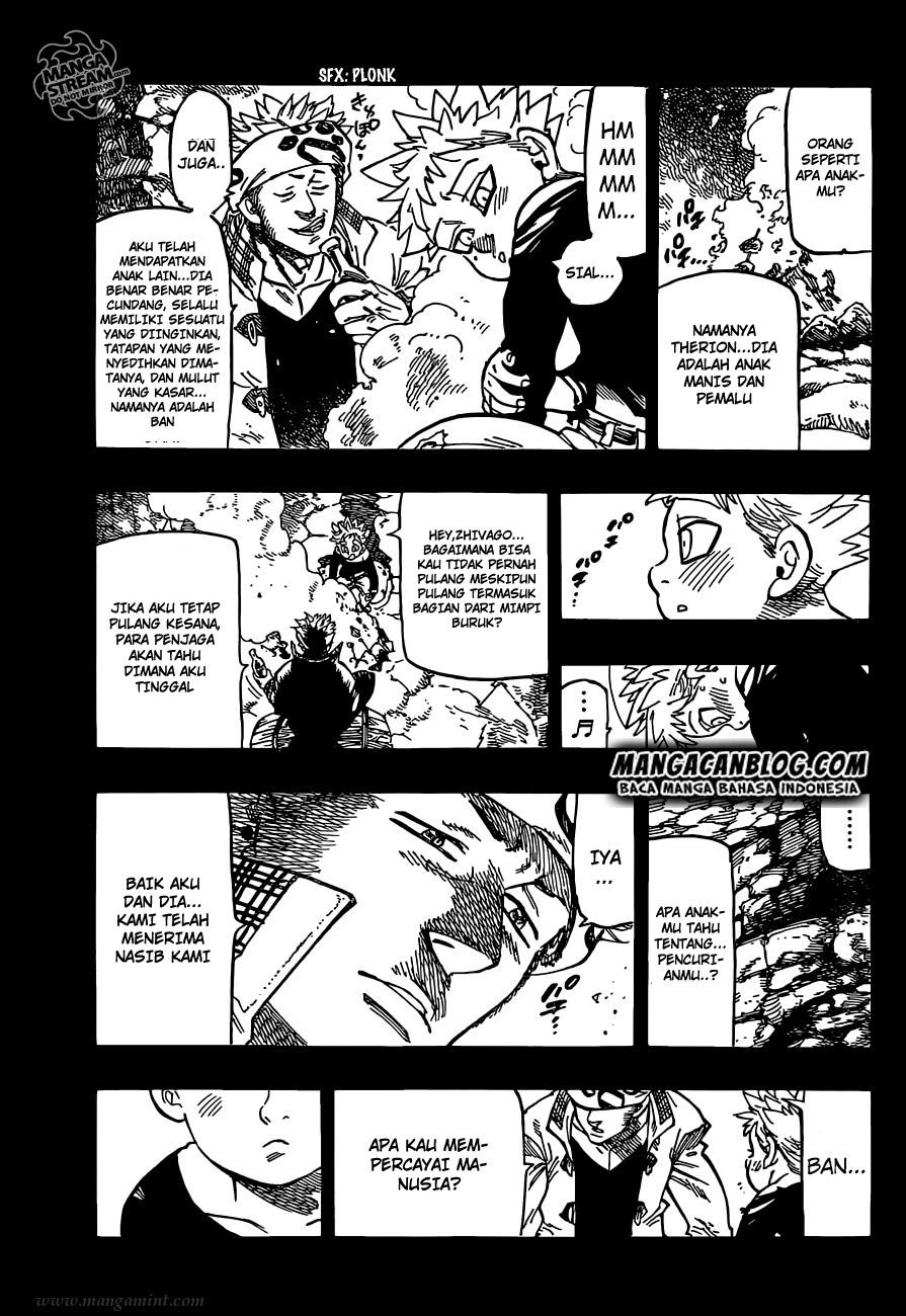 Komik nanatsu no taizai 140 - seorang pencuri dan seorang anak 141 Indonesia nanatsu no taizai 140 - seorang pencuri dan seorang anak Terbaru 12 Baca Manga Komik Indonesia