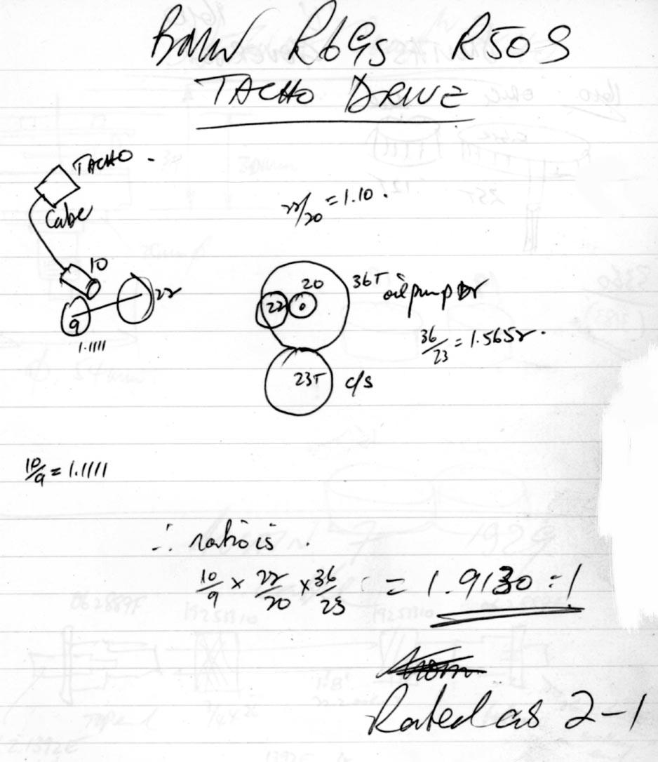 The Velobanjogent September 2012 Vdo Tach Wiring Sheet 60mm Mechanical Tachometer Information