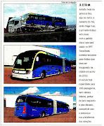 Ônibus Articulado (Ancelmo Gois)GLOBO