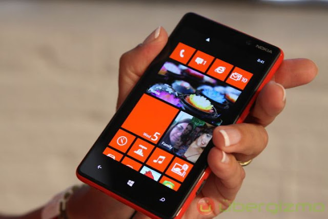 Technology Nokia's Lumia Series