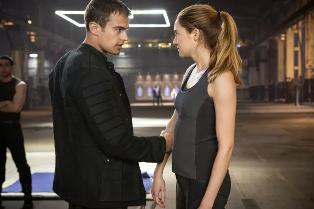 "Imágenes de la película ""Divergent"""