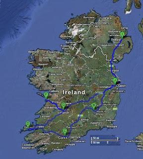 Ireland 2012 – Part 1