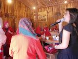 Suasana acara wisata Paket Makan Siang Bandung