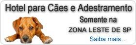 ADESTRAMENTO E HOTE PARA CÃES NA ZONA LESTE DE SP