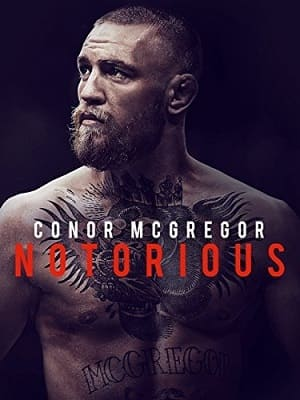 Conor McGregor Notorious BluRay Bluray Baixar torrent download capa