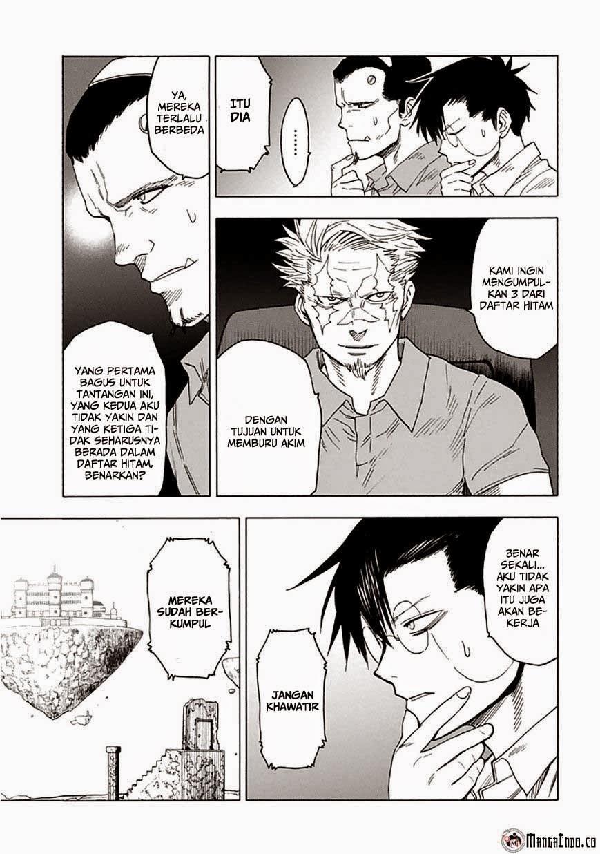 Dilarang COPAS - situs resmi  - Komik blood lad 055 - chapter 55 56 Indonesia blood lad 055 - chapter 55 Terbaru 31|Baca Manga Komik Indonesia|