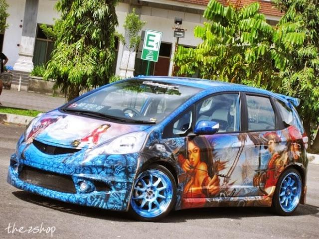 Mobil Honda Jazz Terbaru