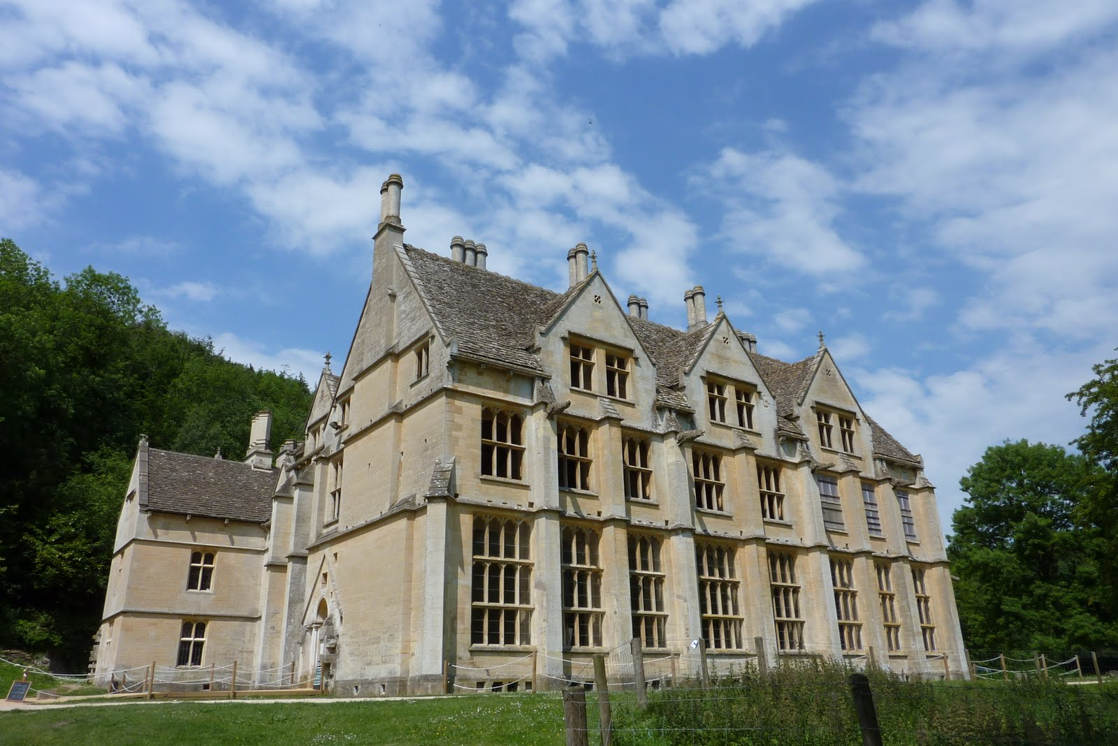 Haunted Wiltshire  Woodchester Mansion  Gloucs